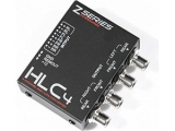 4-Kanal High-Low Konverter<br>- Anbindbar an alle Original OEM Radio<br>- 4-Wege High-Low-Converter...