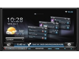 17,8 cm/7 Touchscreen Display, abnehmbare Front, Navigation mit Kartendaten City Navigator Europe...