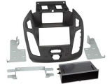 2-DIN Radioblende mit AblagefachFord Tourneo Connect 11/2013->Ford Tourneo Courier 6/2014->Ford...