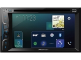 2-DIN Moniceiver, 15.7 cm/6.2 Touchscreen Display, Apple CarPlay, DAB+ Empfänger, Bluetootheinheit...