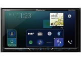 2-DIN Moniceiver, 17.2 cm/7 Touchscreen Display, Apple CarPlay, Android Auto, DAB+ Empfänger,...