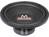 250 mm HIGH EFFICIENT Subwoofer<br>300/200 Watt<br>1,5 Schwingspule<br>vergoldete...