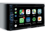 6,5-Zoll Navigationssystem, Android Auto, Apple Carplay, Bluetooth / CD, DVD / USB / HDMI