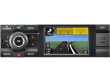 hochwertiges 1DIN Navigationsradio mit 3,5 Touch-Screen LCD-TFT Display.<br>DAB+, AM/FM-Radiotuner,...